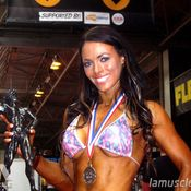 Danni Levy, Winner Bikini Contest Body Power Expo 2011